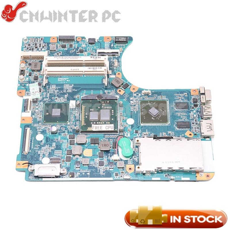 NOKOTION 1P-0106J02-8011 A1794342A A1771579A A1794341 MBX-225 M981 para placa base de ordenador portátil Sony VPCEC VPC-EC PCG-9111L, 512MB, GPU