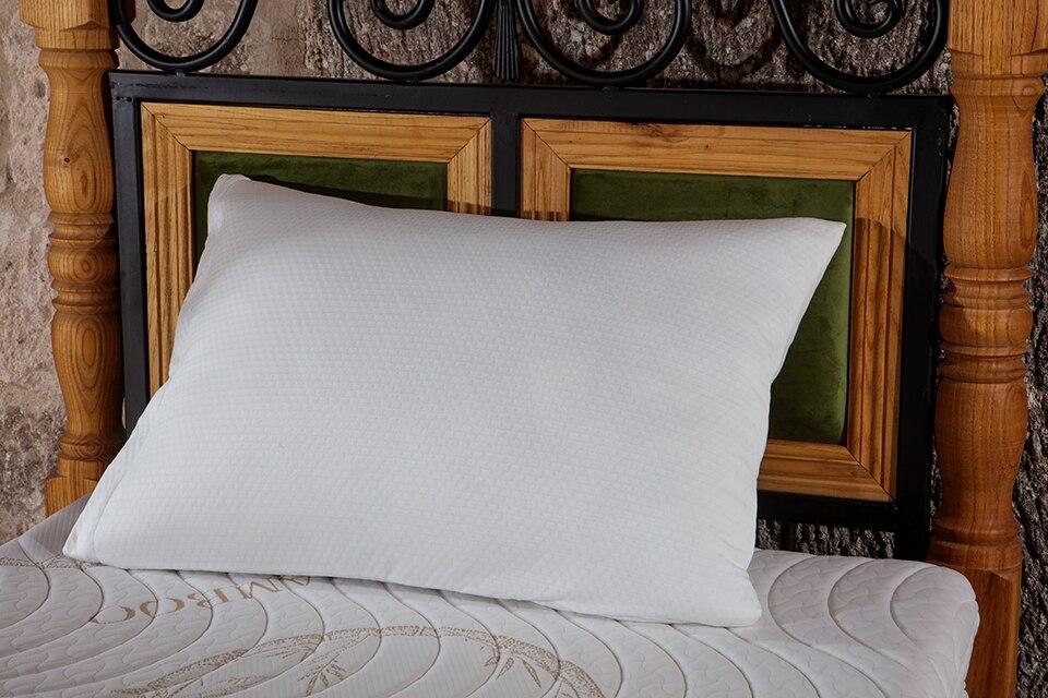 فيسكو وسادة 50x70 سم ، 1.550 جرام الخيزران عالية الجودة ، الصبار و العظام نماذج الكلاسيكية الصلبة النقي الأساسية مضحك لينة رئيس