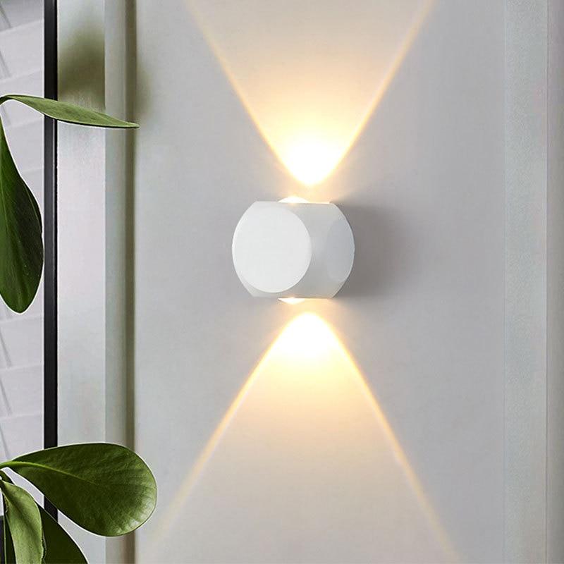 Уличный светильник s светодиодный настенный светильник наружный настенный светильник настенный черный светодиодный светильник 60 фойе сов...