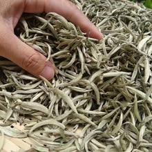 150g White Tea Chinese Bai Hao Yin Zhen White Tea Silver Needle Tea For Weight Loose Tea Natural Org