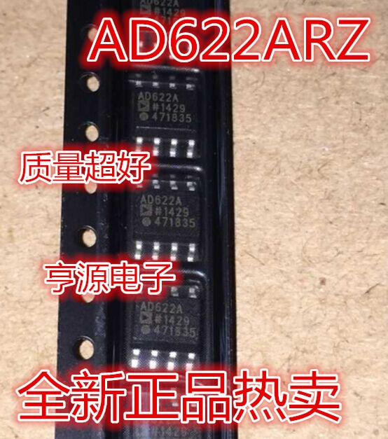 5 peças AD622 AD622A AD622AR AD622ARZ