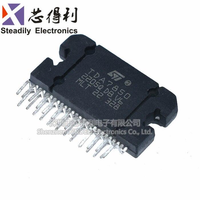 1 Uds Tda7850 amplificador de Audio lineal IC 4*50W