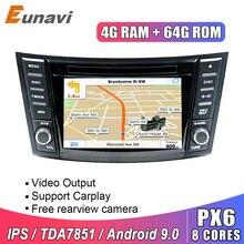 Eunavi-dvd multimédia pour Suzuki Swift   autoradio, Android 9.0, 2011, 2015, 2din stéréo, GPS, Navigation, IPS