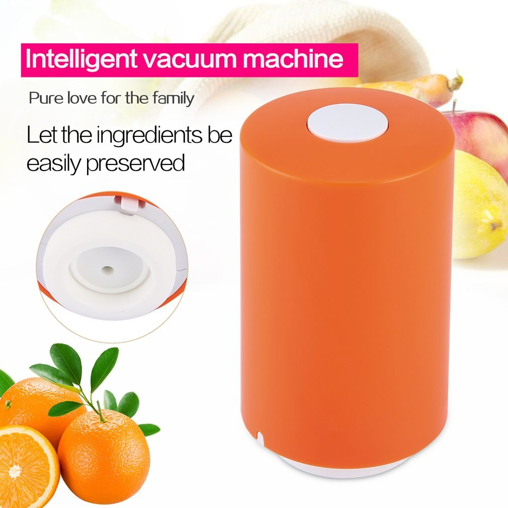 Mini máquina selladora al vacío portátil, máquina de envasado al vacío eléctrica, máquina de envasado al vacío, bomba de vacío recargable