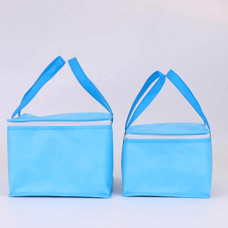 Portable Lunch Bag Box Insulated Cloth Picnic Food Storage Bags Tote Travel Handbag Lunchbox