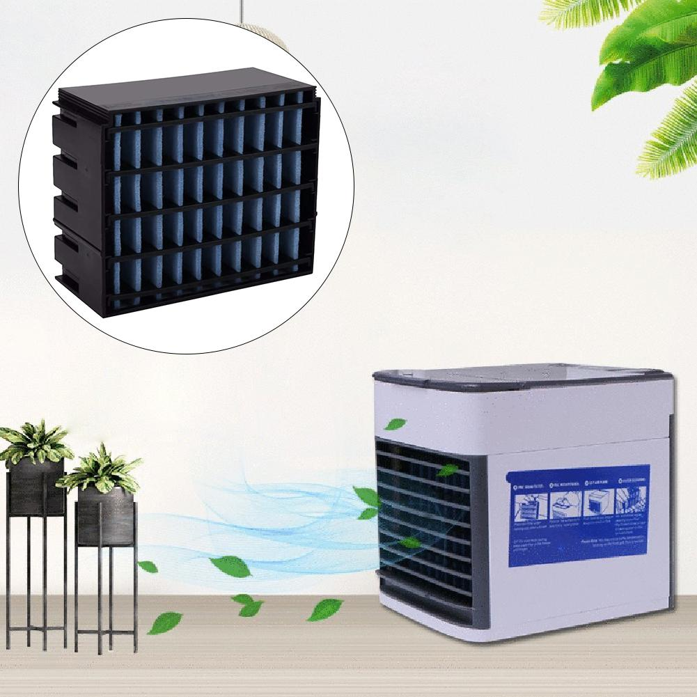 Air Cooler Filter Mobile Air Conditioner Filter Replacement Mildewproof Moisture Absorbent Filter For Portable Air Conditioner