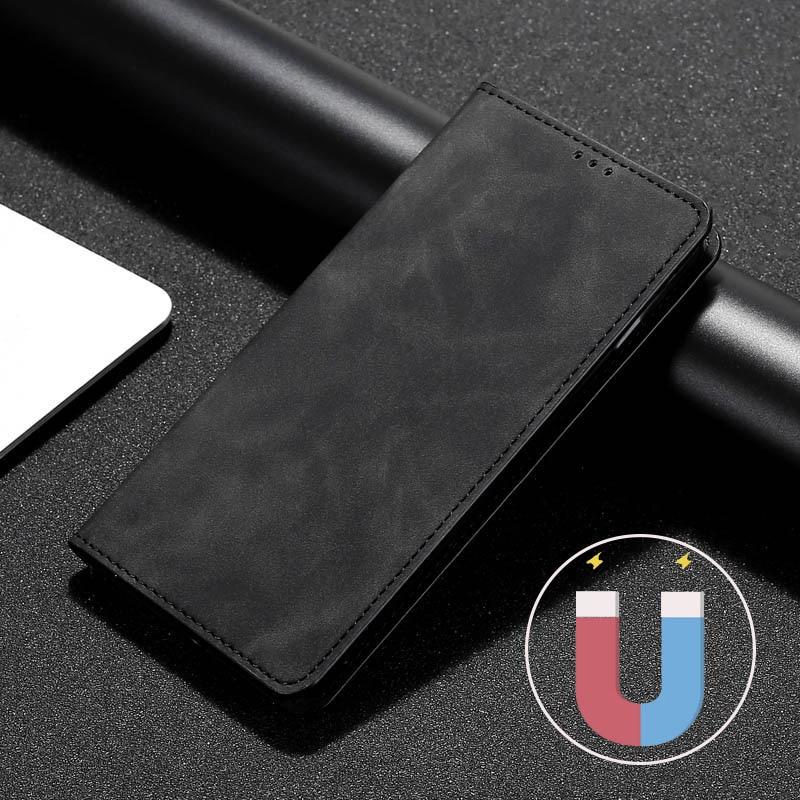 Luxury Cover For UMIDIGI A9 A3X A3S F2 F1 A5 A7 Pro A7S S2 S3 S5 Retro Slim PU Leather Magnetic Sucker Flip Wallet Case On umi X