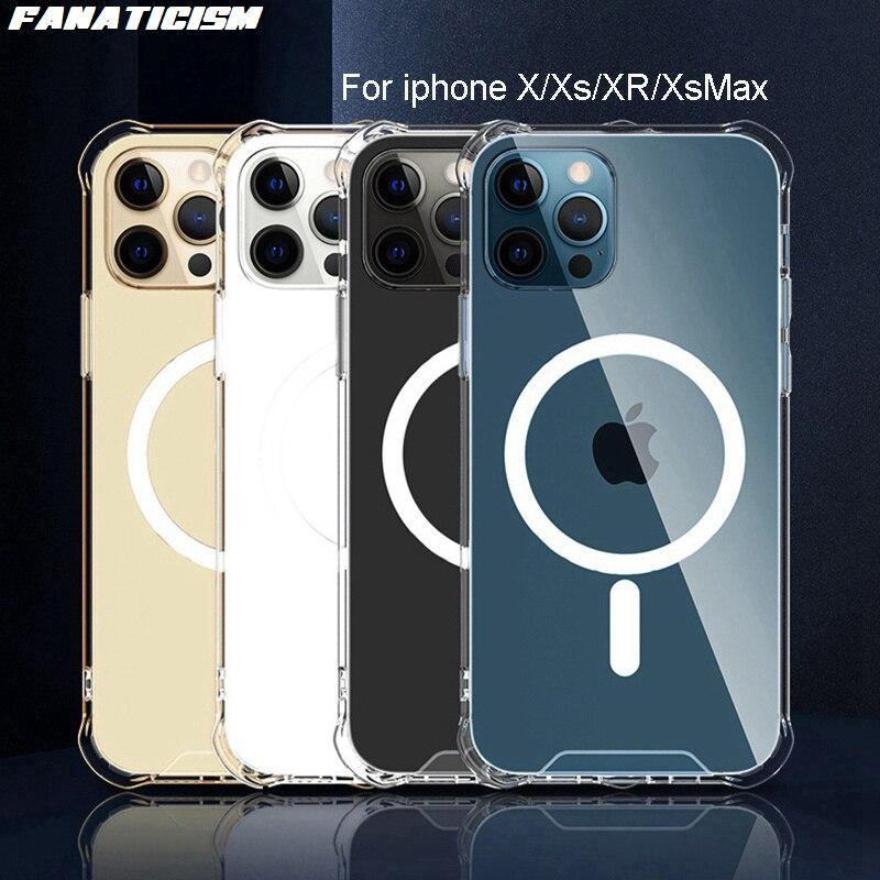 جراب سيليكون مقاوم للصدمات لهاتف iPhone ، جراب سيليكون شفاف لهاتف iPhone Xs Max XR ، 150 قطعة