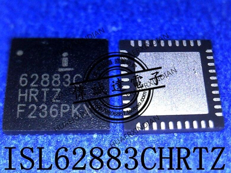 1 peças novo original ISL62883CHRTZ-T 62883c hrtz qfn40 em estoque imagem real