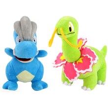 25cm 30cm Anime Pets Plush Toy Meganium Bagon Baby Dragon Soft Stuffed Dolls Gift for Kids