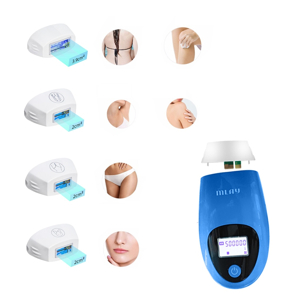 Face Body Bikini Laser Hair Removal Device IPL Epilator For Women IPL Hair Removal Machine Mlay Laser Home Use Depilador a Laser enlarge