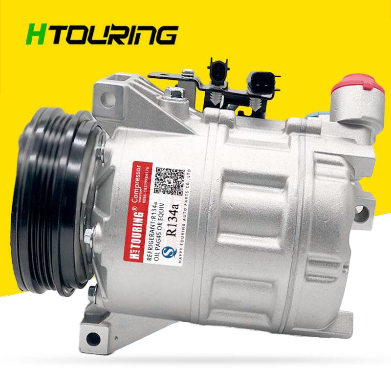 PXC16 AC Compressor For FORD Focu / Volvo S60 V60 V70 XC70 P31315453 069917042B4 016128071B4 36001462 31366155 31332386 31315453
