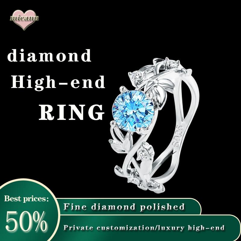 Anel-anillo De boda De lujo Para Mujer, cristal De circonita, regalos Para...