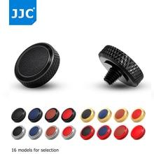 JJC Deluxe Caméra Déclencheur En Métal pour Fujifilm X100V X-T4 XT30 XT20 XT10 XT3 XT2 XPRO2 X100F X100T Sony RX1R RX10IV