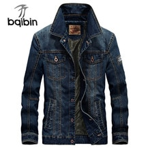 2021 Autumn Men's Fashion Casual Brand High Quality Cowboy Jacket Coat Men Spring Denim Blue Jackets