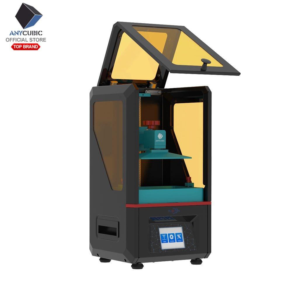 ANYCUBIC Photon SLA 3D Printer Plus Size Off-Line UV Printer LCD 3D Printer Print Impresora 3d Drucker Impressora