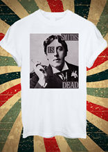 Oscar Wilde Morrisey Morrissey Smiths Is Dead T Shirt Men Women Unisex 274 Unisex Size S-3Xl