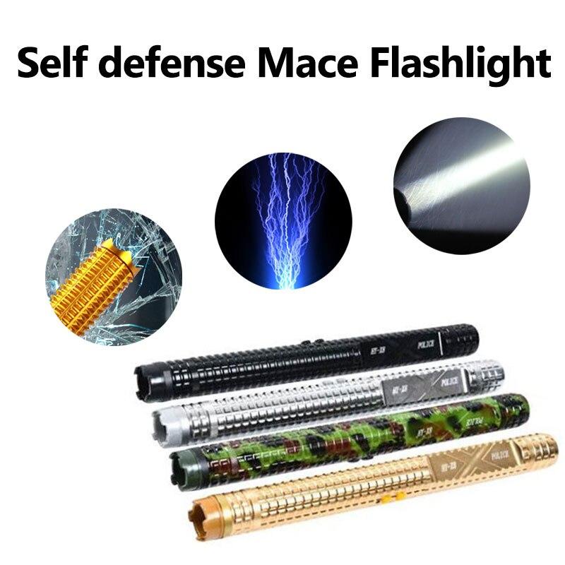 3-режимный уличный многофункциональный фонарик, автомобильные экстренные электрические инструменты, фонарик для самообороны, инструменты ...