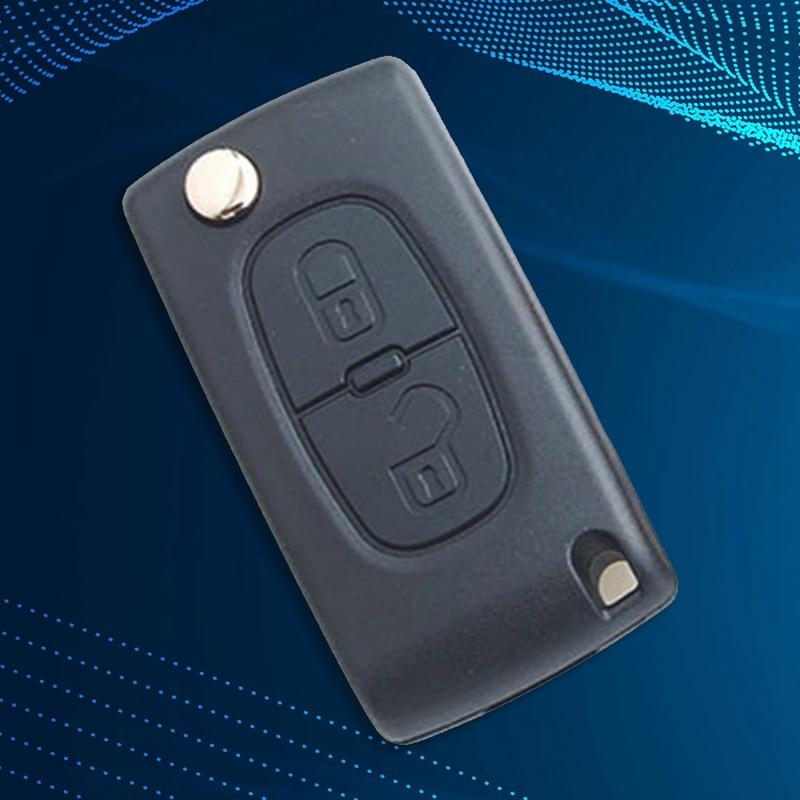 car key remote flip key shell case for peugeot 308 207 307 3008 5008 807 2 buttons auto key case for citroen c2 c3 c4 c5 c6 c8 Car Key Remote Flip Key Shell Case For Peugeot 308 207 307 3008 5008 807 2 Buttons Auto Key Case For Citroen C2 C3 C4 C5 C6 C8