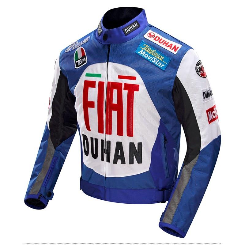 Мотоциклетная куртка для гоночного велосипеда Duhan, мотоциклетные защитные куртки, городской внедорожный горный велосипед ATV, джерси, одежда...