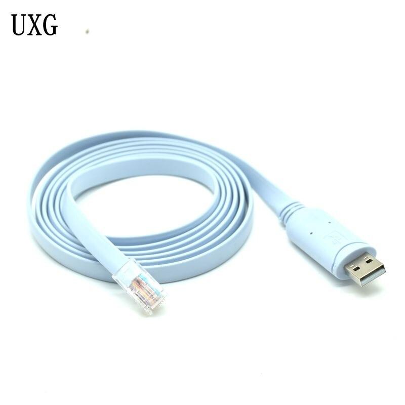Cable USB 2,0 a consola para desbrozadora, conmutador de circuito, configuración, 1,5...