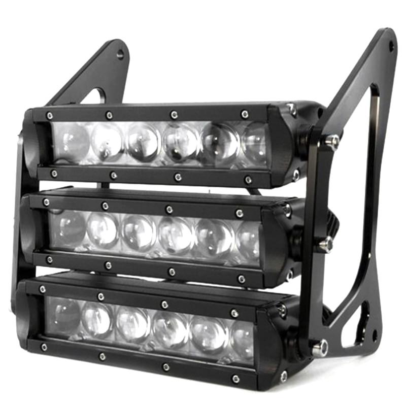Motorrad Led Scheinwerfer Wasserdicht Vorne Gabel Licht Lampe Motorrad Geändert Scheinwerfer für Honda Grom MSX125