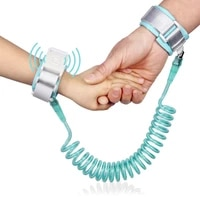 anti lost wrist link toddler leash safety harness baby strap rope outdoor walking hand belt band anti lost wristband kids