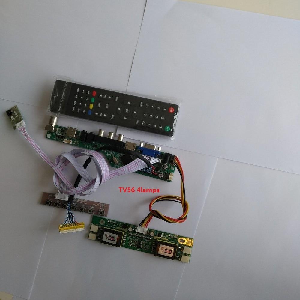 ل M190EG02 V4 تحكم لوحة للقيادة جديد LCD HDMI متوافق VGA AV TV USB 1280X1024 19