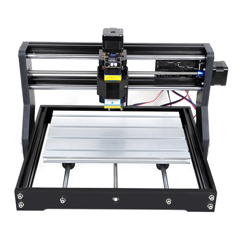 3018Pro Laser Engraving Machine CNC 3Axis Milling DIY woodworking Engraver Suitable For Wood Acrylic Carve Power 0.5W-15W Laser