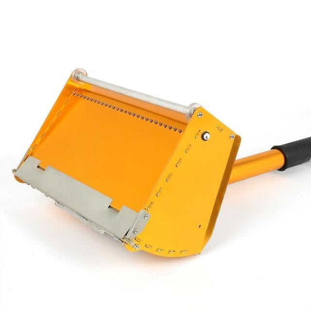 Charhs Finishing 40/80cm Skimmer Blades Drywall Exterior Rendering Plastering Flat Box 32