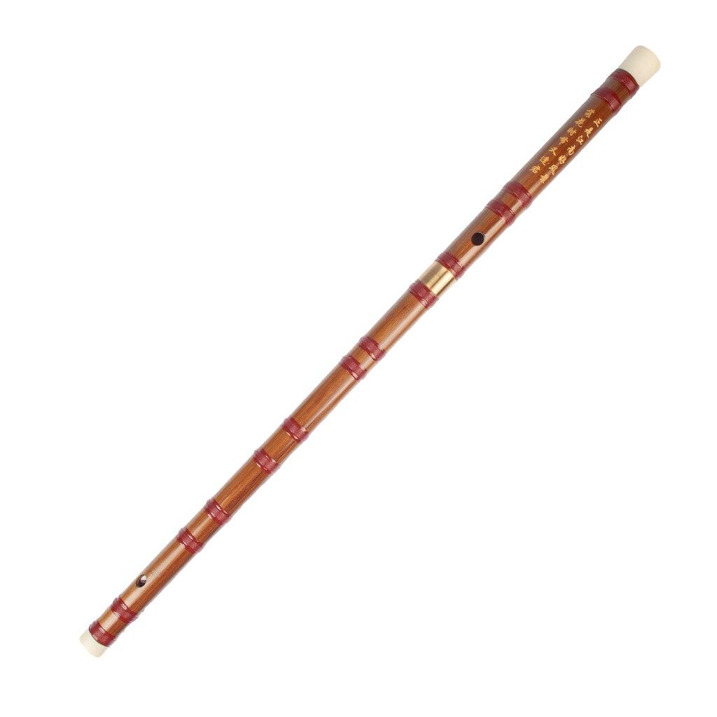 Flauta hecha a mano de madera tono D para estudiantes principiantes regalo de los estudiantes