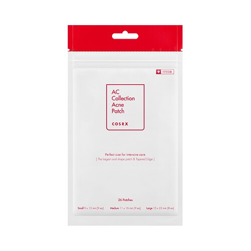 COSRX AC Collection Acne Patch 1pack (26pcs) Acne Treatment Face Mask Pimple Scar Remover Facial Care Stealth Acne Patch