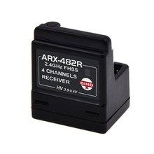 Arx-482r Nieuwe Ingebouwde Antenne 4-kanaals Fhss standard 2.4g Verticale Ontvanger