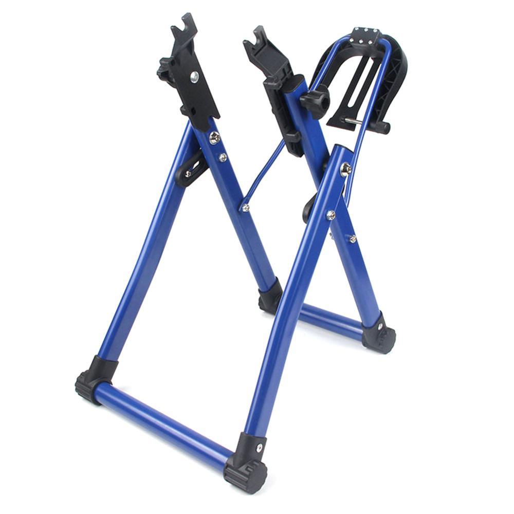 Bike Wheel Truing Stand Bike Repair Tools Mechanic Truing Stand Maintenance Repair Tool For 24/26/28inch Bicycle Accessories
