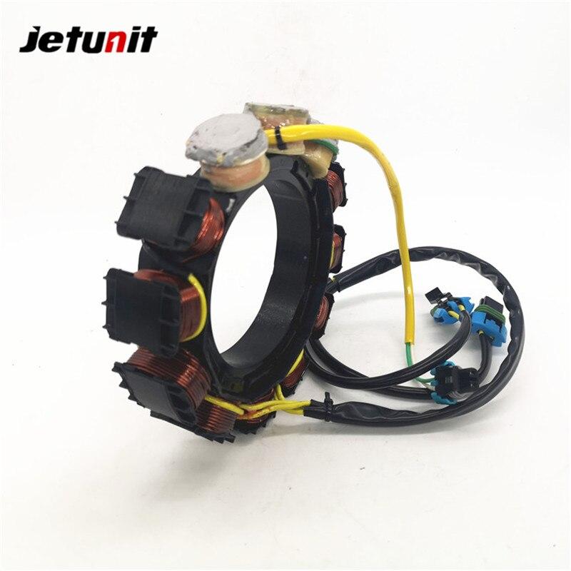 Outboard 40AMP Stator FOR Mercury V6 135HP(2000-2001) 200HP(2000-2005)  V6 EFI 200HP(2000-2001) V6 Sport Jet 240HP(2000-2001) enlarge