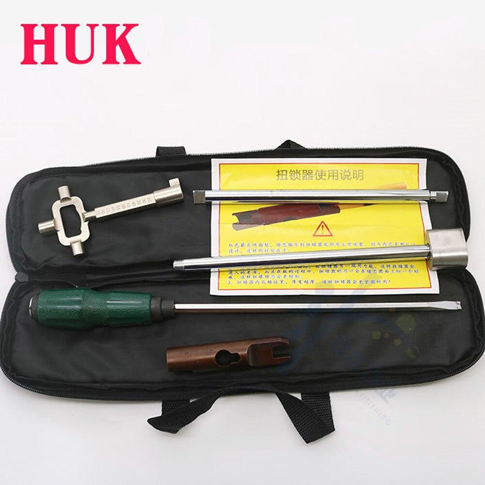 Starke Leistung HUK 8 In1 Twist Lock Werkzeug Schlosser Werkzeuge für Entfernen Lock