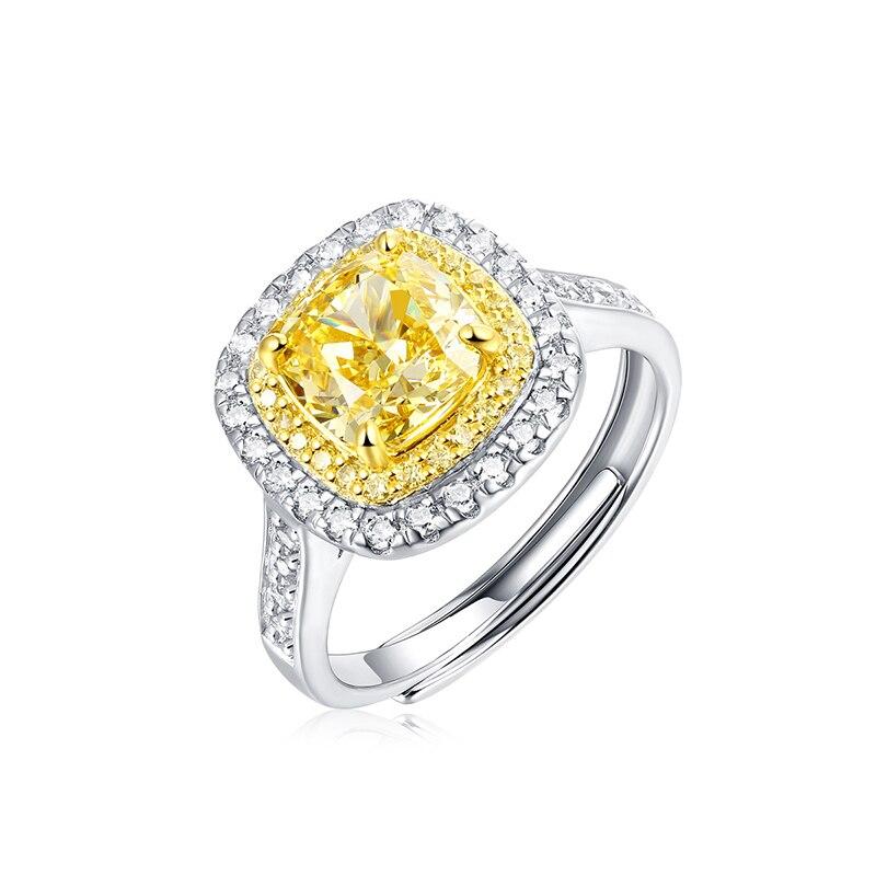 Женское-кольцо-из-серебра-43-пробы-с-желтой-подушкой