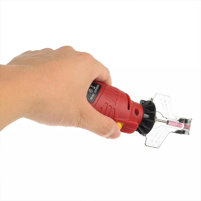 12V 55W Grinder Power Tool Handheld Saw Sharpening Machine for Chain Electric Mini Saw Power Tool Set HK3 enlarge