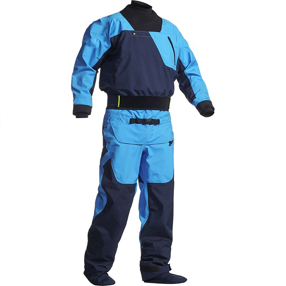 Kayaking Drysuits For Men Surfing Motorboat Sailboat Cold Water One Pieces Clothes DM32