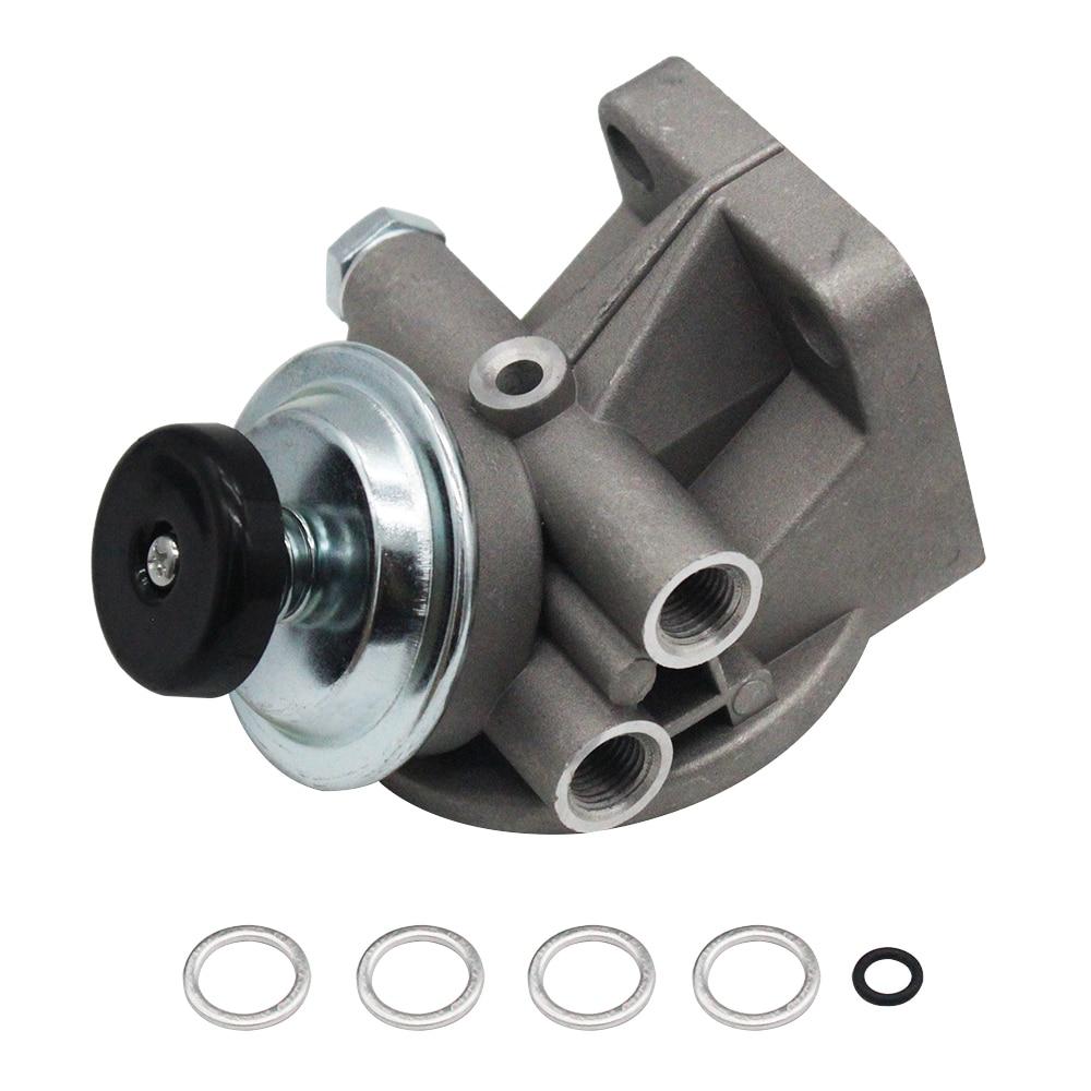 Accesorios de coche, filtro de combustible, bomba de imprimación para Citroen C25 relé Peugeot Boxer J5 Diesels 1,9 2,5, motores Turbo