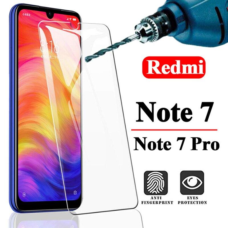 Vidrio 9H para Xiaomi Red mi S2 5 6A Note 4X5 6 Pro Red mi Note 7 vidrio protector para xiaomi rojo mi S2 película protectora de cristal