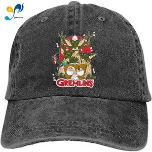 Gremlins Popcorn Cowboy Cap Baseball Hat Casquette Headgear