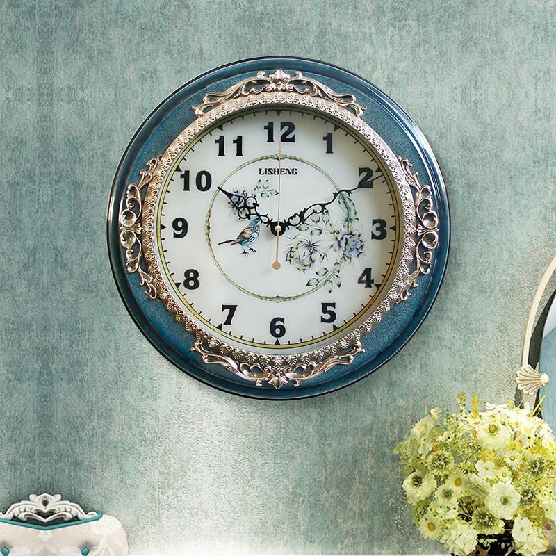 Reloj de pared 3d, Vintage, gran sala de estar silenciosa, moderno, minimalista, creativo Reloj Retro Hogar, dormitorio Keuken Klok, Ideas de regalo SC036