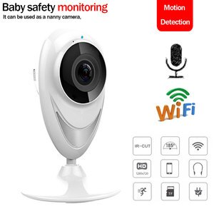 1080P HD Home Camera Indoor AI Human Pet Security Camera Surveillance System with Night Vision for Home Office Baby Monitor