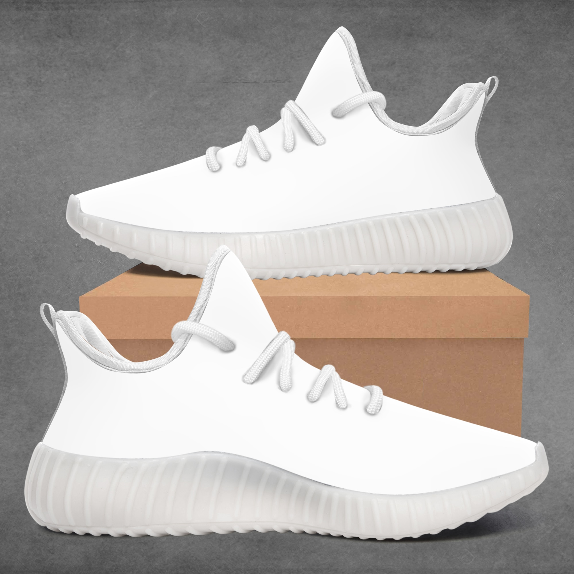Custom Men Women Theme Pattern Trainers INS Trendy Shoes Popular High Quality Lightweight Casual Sneakers