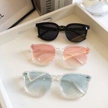 1PC Men Women Luxury Brand New Designer Oversized Sunglasses Classic Round Square Sun Glasses UV400