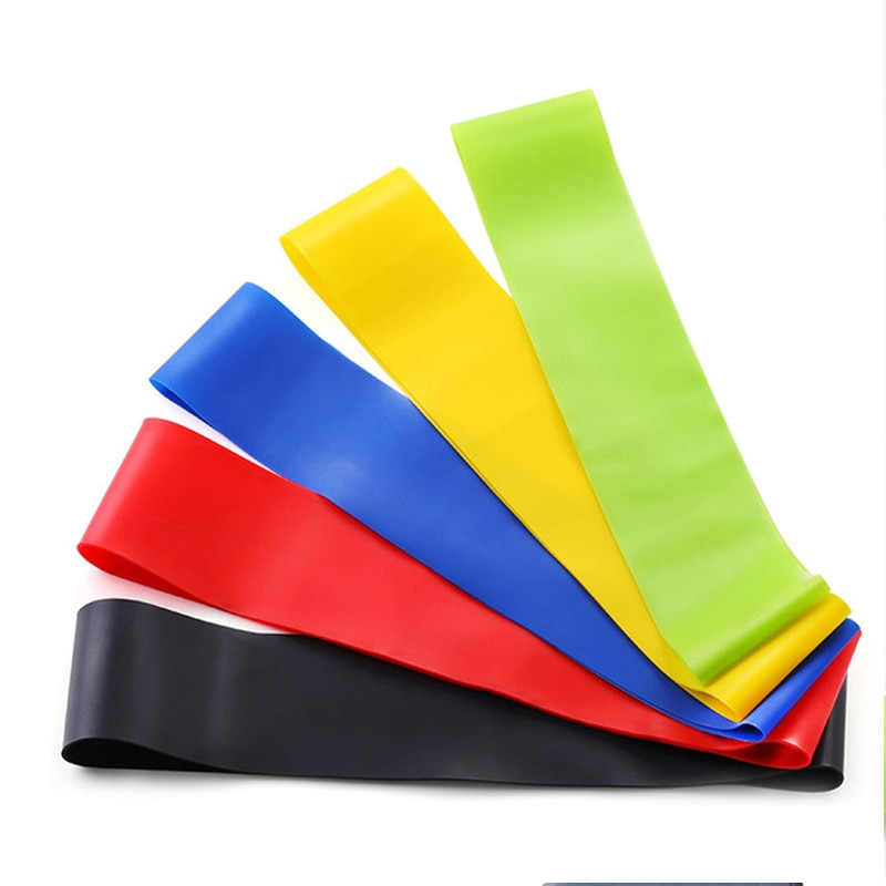 Bandas de resistencia, juego de bandas elásticas para acondicionamiento físico, bandas de goma, juego de goma para deporte, Yoga, ejercicio, gimnasio, entrenamiento de goma