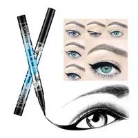 women sexy waterproof black liquid eyeliner pen make up beauty black eye liner pencil cosmetics