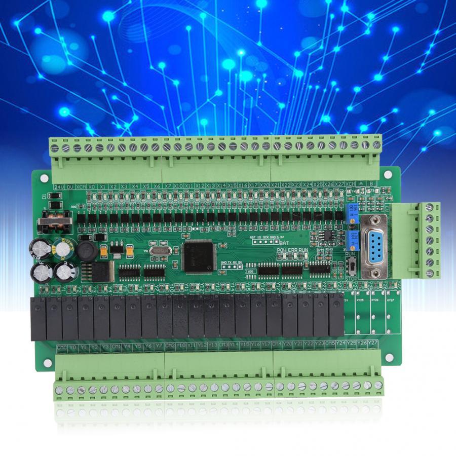 Controlador lógico programable PLC Control Industrial Boarf con 4AD 2DA para FX2N