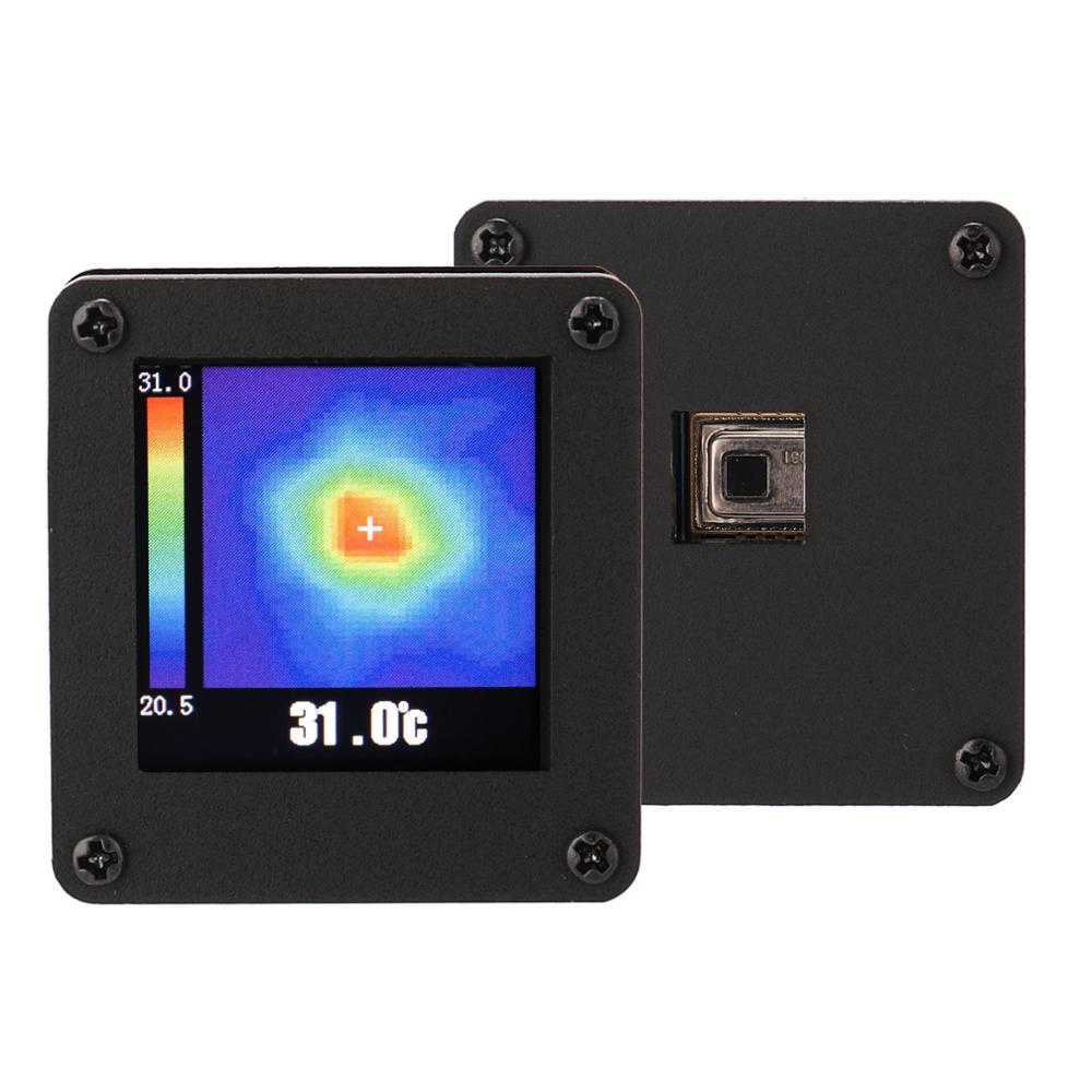 6 шт. тепловизор AMG8833 IR 8*8 Инфракрасный Тепловизор матричный датчик температуры 7 м дальнее расстояние обнаружения с корпусом